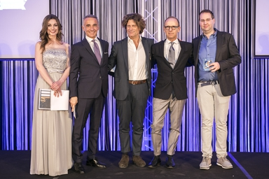 Viola vincitore del premio Innovation Technology 2018