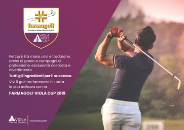 Classifica parziale FARMAGOLF VIOLA CUP 2019